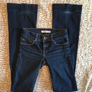 J Brand Jeans   Love Story Flare   24x35